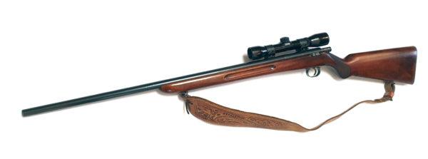 MAUSER ES340 – .22 LR Rifle