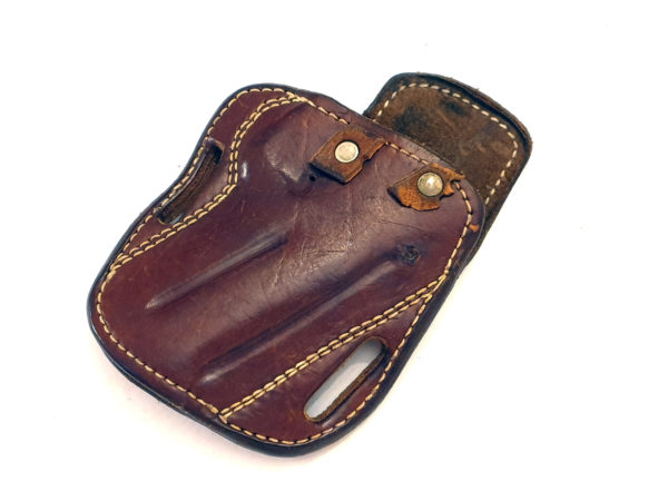 HOLSTER – Leather – Pistol – Compact Frame