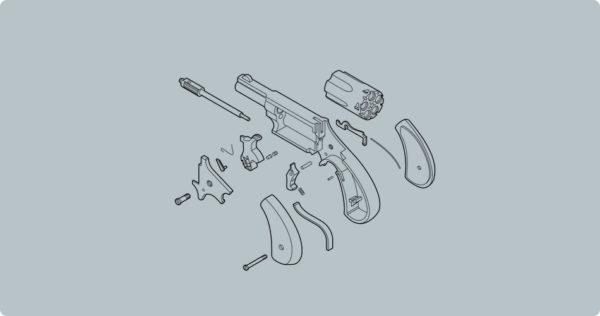Misc. Firearm Parts