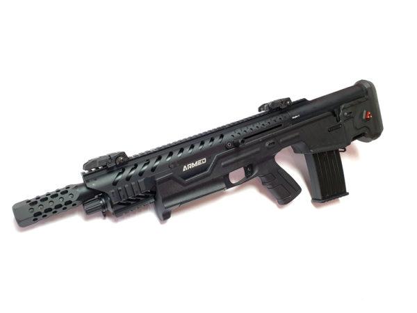 ARMED Stryker-X