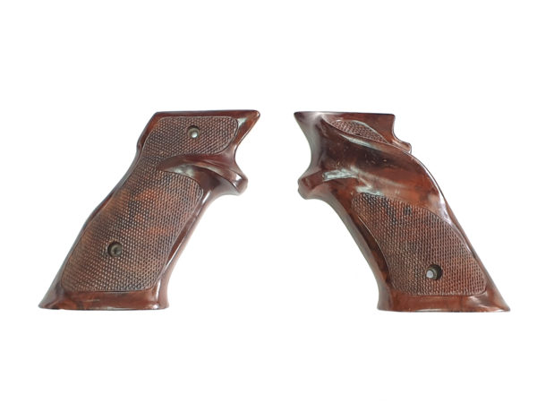 GRIPS – RUGER Mk I Plastic Grip Panels